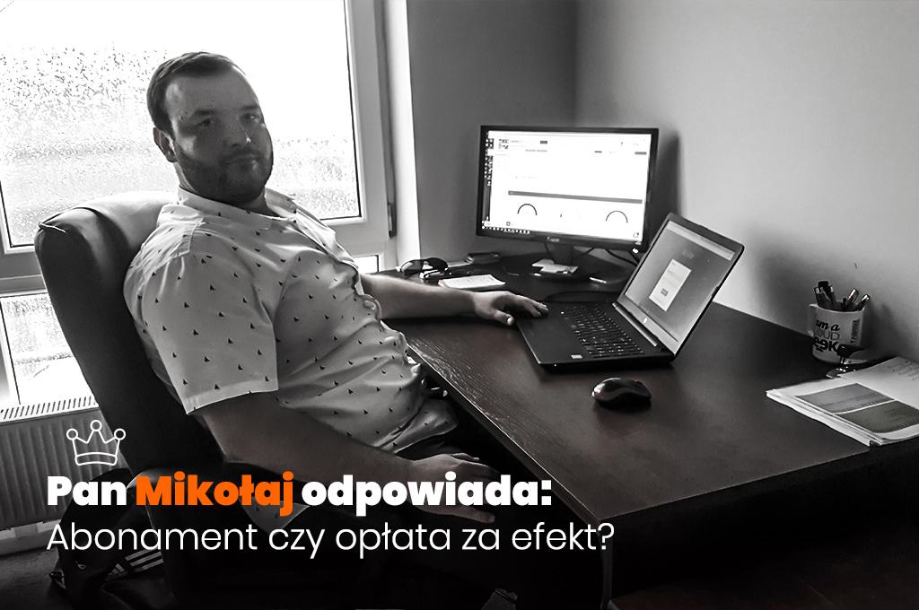 Pan Mikołaj Sołtan odpowiada
