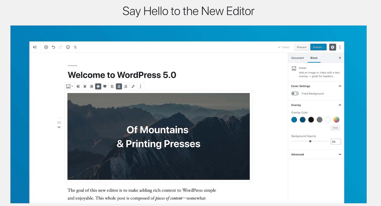 WordPress jako system blogowy oraz potężny CMS